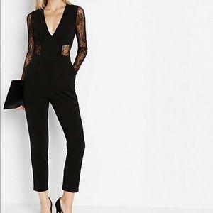 Express Black Bodysuit